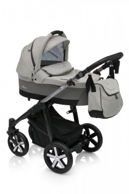 Carucior Multifunctional 2 in 1 Baby Design Husky Winter Pack 07 Grey foto