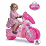 Motocicleta electrica Injusa Disney Princess 6V (INJ6878)