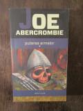 PUTEREA ARMELOR  ( VOL II )  Joe Abercrombie