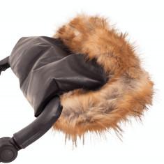 Mănușă de iarnă Bebumi (culoare negru)