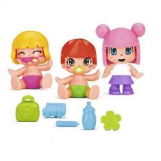 Set 3 Figurine PinyPon 25231
