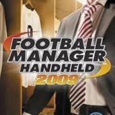 Joc PSP Fotball Manager Handheld 2009