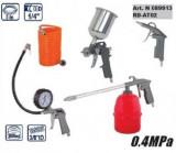 Set accesorii compresor, Raider RD-AT02