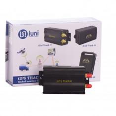 GPS Tracker Auto iUni Track i7, Localizare si urmarire GPS, Microfon, Autonomie nelimitata