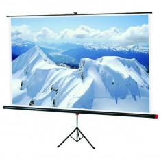 Ecran de proiectie Sopar Junior SP1120 125x125 cm 1:1 cu trepied