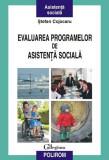 Evaluarea programelor de asistenţă socială