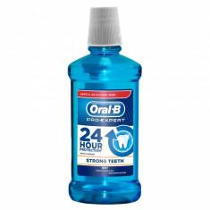 Apa de gura Oral B Pro-Expert Strong Teeth, 500 ml