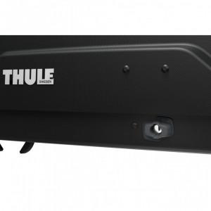 Cutie portbagaj Thule Force XT Alpine Negru Mat