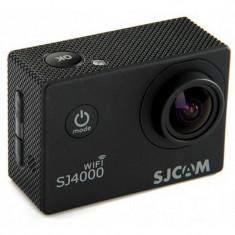 Camera video actiune SJCAM SJ4000 Wifi neagra