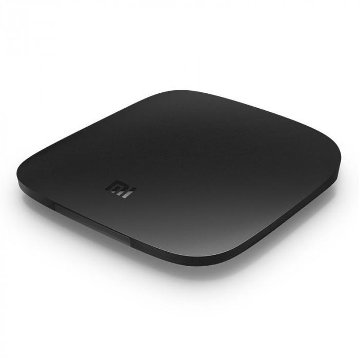 Smart TV Box Android Xiaomi Mibox, 4K, telecomanda