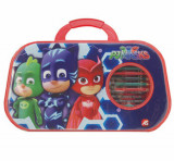 Set desen Art Case - PJ Masks