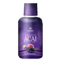 Suc Acai Berry Organic 473ml CaliVita Cod: cv0306