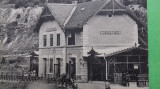 Harghita Baile Tusnad Gara Railway Station Bahnhof, Circulata, Printata