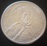 Moneda 1000 LEI - ROMANIA, anul 2001   *cod 225, Aluminiu