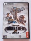 Joc PC - Unreal Tournament II 2003 - anul 2003 - complet, funcțional