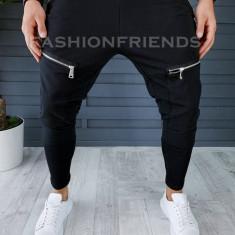 Pantaloni de trening pentru barbati  slim fit -  - A8582