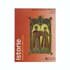Manual Istorie pentru clasa a VIII-a - Sorin Oane