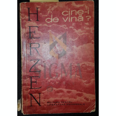 CINE-I DE VINA? - HERZEN A. I.