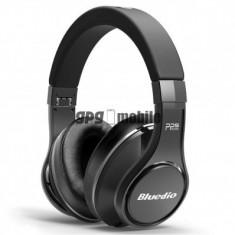 Casti Bluetooth Bluedio U (UFO), 8 difuzoare, Wireless Headphones Over-Ear PPS Cu Microfon, anularea zgomotelor