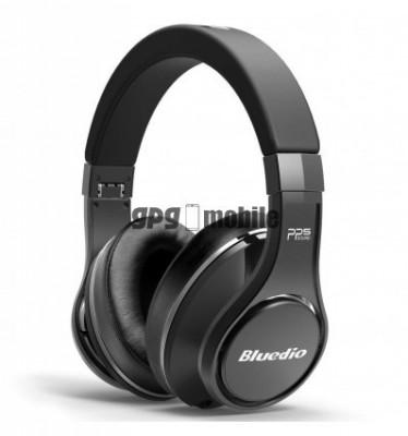 Casti Bluetooth Bluedio U (UFO), 8 difuzoare, Wireless Headphones Over-Ear PPS Cu Microfon, anularea zgomotelor foto