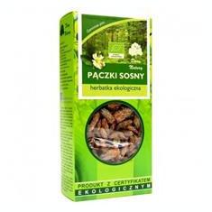 Ceai din Muguri de Pin Bio 50gr Dary Natury Cod: 5902741004024