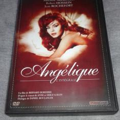 Angelique - L'integrale 5 DVD subtitrare romana