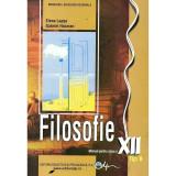 Filosofie TIP B. Manual pentru clasa a XII-a, autor Elena Lupsa