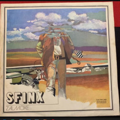 Disc vinil Sfinx - Zalmoxe