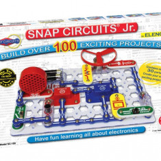 Snap Circuits Jr. 100-in-1 Experiments Kit