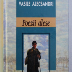 POEZII ALESE de VASILE ALECSANDRI , 2006