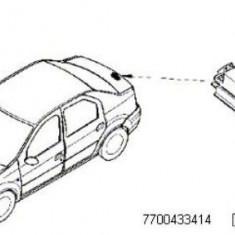 Lampa numar 7700433414 Originala Dacia pentru Logan 2004-2012 si Sandero 2008-2012, original Dacia , Model Vechi