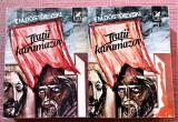 Fratii Karamazov 2 Volume. Editura Cartea Romaneasca, 1986 - F.M. Dostoievski, Alta editura
