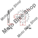 MBS Pinion fata 532 Z16, Cod Produs: JTF58416