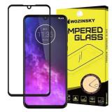 Folie Sticla Motorola One Zoom Wozinsky 5D Full Glue Neagru