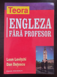 LIMBA ENGLEZA FARA PROFESOR - Levitchi, Dutescu 2003