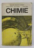 CHIMIE - MANUAL PENTRU CLASA A IX -A de LUMINTA VLADESCU ..ILEANA COSMA , 1998