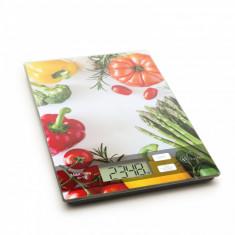 Cântar de bucătărie - roşii - max 5 kg Best CarHome