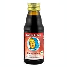 Suc Pur de Fructe Bio Imunitate 125ml Haus Rabenhorst Cod: HR205582