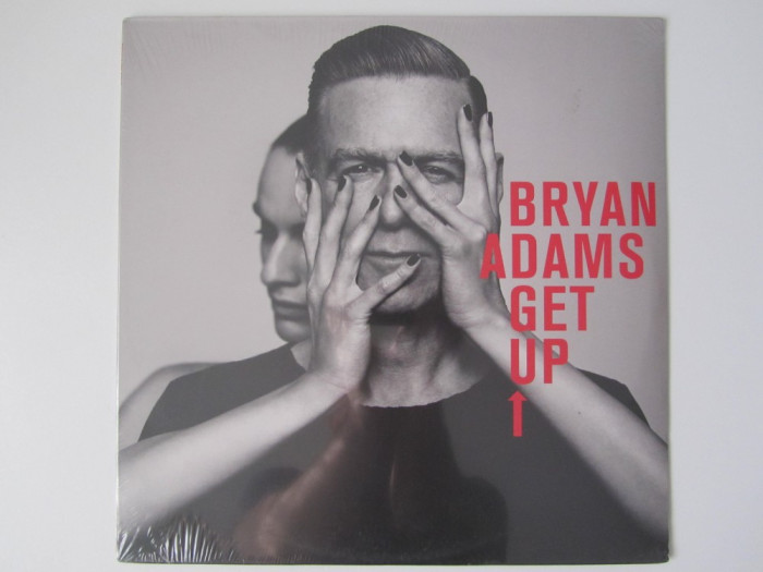 Bryan Adams - Get It Up Disc LP Vinyl-Vinil Pop-Oldies NOU-Sigilat