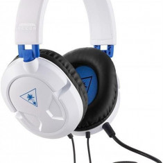 Casti Gaming Turtle Beach Wired Ear Force Recon 50P Headset White Ps4