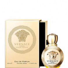 Apa de parfum Versace Eros pour Femme, 50 ml, pentru femei