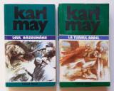 Karl May - In Tara Leului Argintiu Vol 1+ Vol 2 Opere Vol 11, 12 Leul Razbunarii