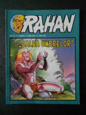 RAHAN - CALEA UMBRELOR  (Colectia Adevarul, Nr. 54, benzi desenate) foto