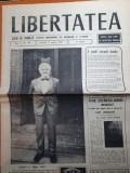 Libertatea 4 august 1990-art maresalul ion antonescu,petre stefanescu goanga