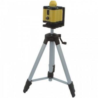 Nivel cu laser rotativ si trepied Dedra MD1002, 30 m, trepied, cutie transport