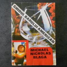 MICHAEL NICHOLAS BLAGA - GHIDUL BARULUI AMERICAN