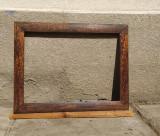 Rama veche lemn utila 56/76,5 cm