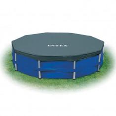 Prelata piscina Intex Easy 58901, PVC, diametru 457 cm