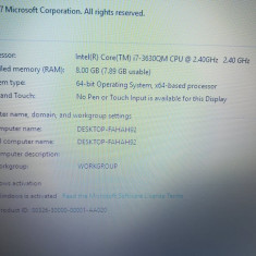Vand laptop Acer