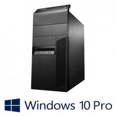 Calculatoare Refurbished Lenovo ThinkCentre M83 MT, i5-4570, Win 10 Pro